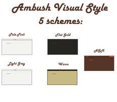 Ambush Visual Style by Th0max