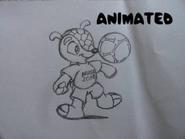 Fuleco   Animation by joaoppereiraus