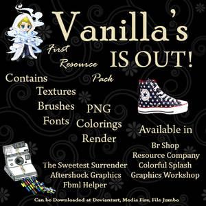 Vanilla's Low Resource Pack
