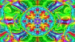 trippy psychedelic 2d fractal morph 01 c
