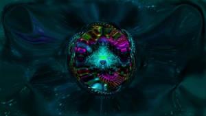 trippy psychedelic 2d fractal morph 01 d