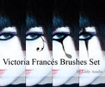 Victoria Frances Brushes Set