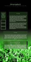 Chlorophyll by TwiggyTeeluck