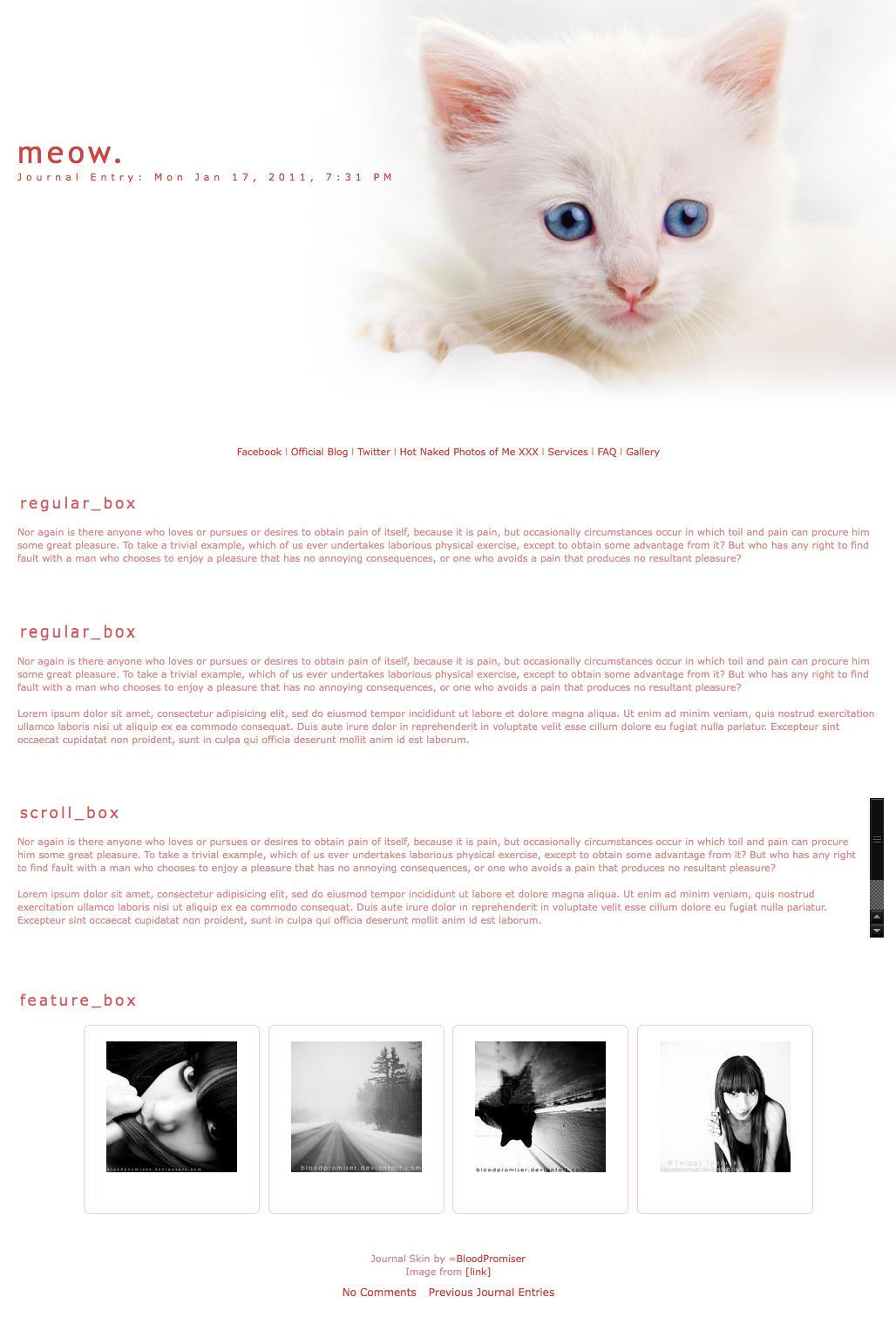 meow. by TwiggyTeeluck