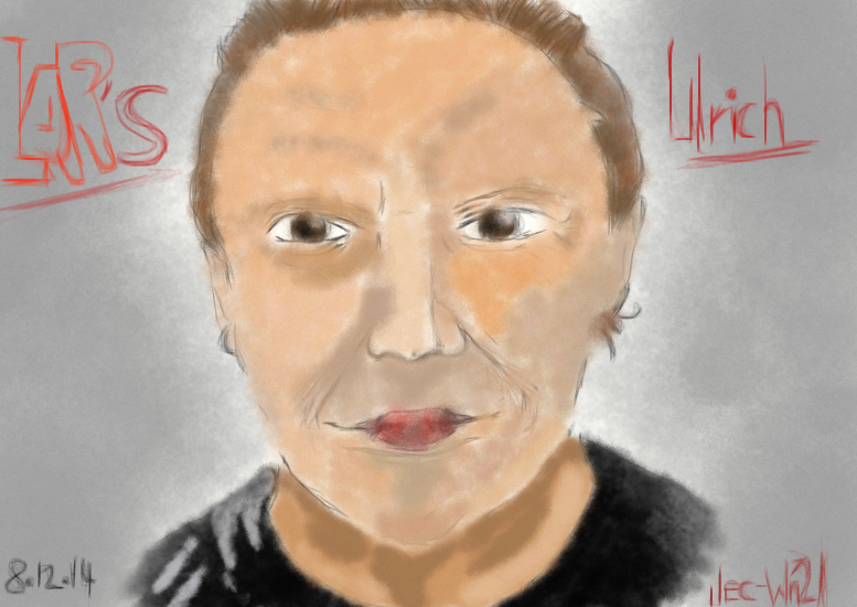 LARS ULRICH by JECSTER21