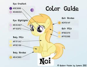 Noi Color Guide