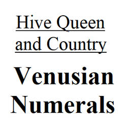 HQC - Numerals of the Jdasei by Panthaleon