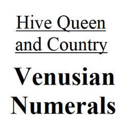 HQC - Numerals of the Venusian Pirates