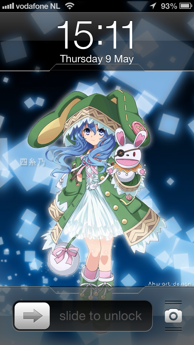 Iphone Date A Live Yoshino by Akw-Art-Design