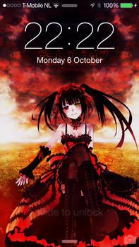 iPhone Date A Live Kurumi Tokisaki