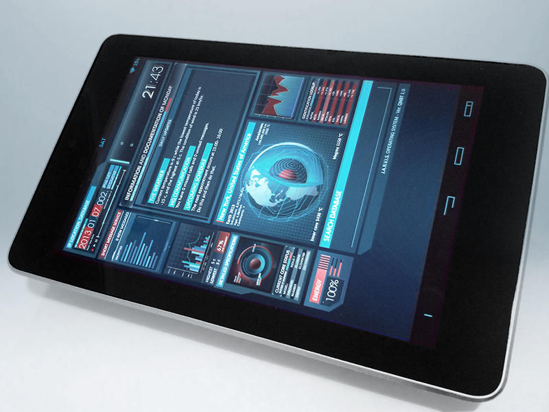 [Preview] Ironman - JARVIS OS for Android by theNBT