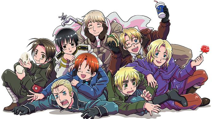 Sylestia forums hetalia is an anime where the countries have physical human form they are immortal unless their country is destroyed they each have their own distinct publicscrutiny Images