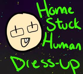 Homestuck Human Dress Up