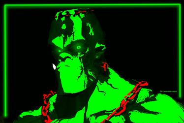 Monster On The Loose 2 GIF by VoodoomanDan