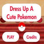 Dress Up A Cute Pokemon