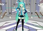 MMD Hatsune Miku [My Version]