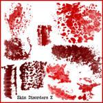 Skin Disorders X :brushes