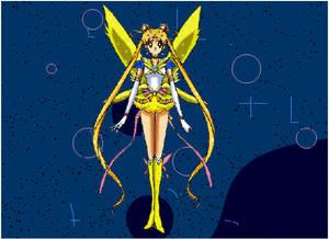 Sailor Moon 2019 Selenit Saturn season 1 Anime TV
