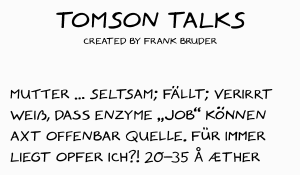 Tomson Talks 1.1 by skotan