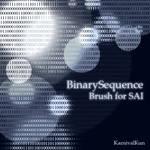 Binary Sequence Brush