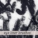 Eye Liner Brushes by crazycordy