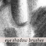 Eye Shadow Brushes by crazycordy