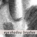 Eye Shadow Brushes by crazycordy