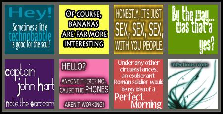 quote icons