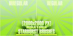 Starburst Brushes 2000x2000 PX