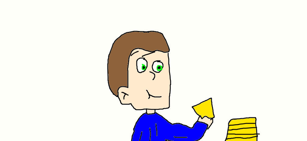 Me Eating 64 Slices Of American Cheese By Simpsonsfanatic33