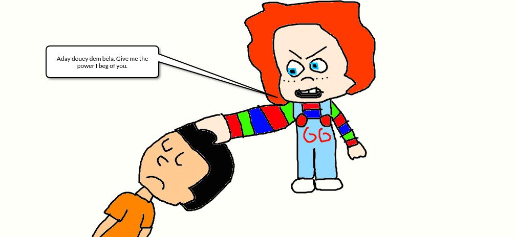 Chucky's soul transfer ritual by Simpsonsfanatic33 on DeviantArt