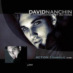 Photoshop Action: Diabolic by davidnanchin
