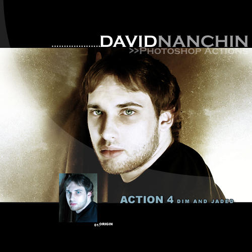 Photoshop Action: Dim and Jade by davidnanchin