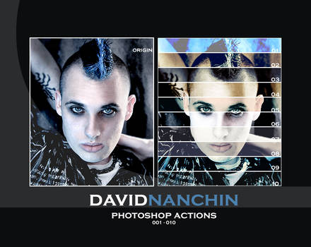 Photoshop Actions 1-10