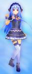 MMD Fairy Fencer F - Tiara DOWNLOAD by xxSnowCherryxx