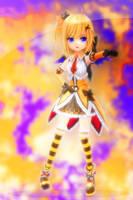 MMD Aura Kingdom - Endora / Lilith Download by xxSnowCherryxx