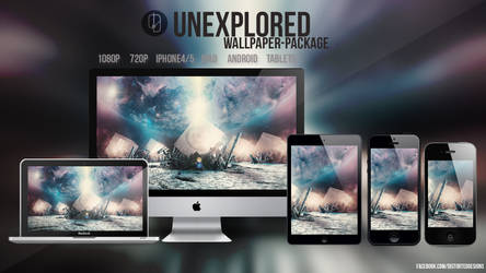 UNEXPLORED WALLPAPER PACKAGE by xSuffocatex