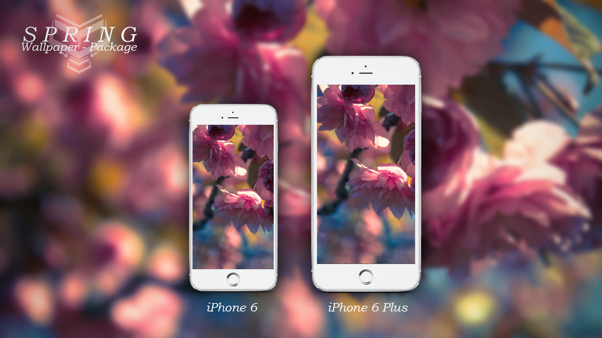 Wallpaper Package IPhone 6 / 6 Plus By