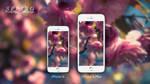 SPRING - Wallpaper Package iPhone 6 / 6 Plus