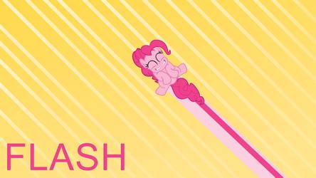 Pinkie Pie Rocket by Lexuzieel