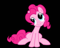 Pinkie Pie circular motion animation by Lexuzieel