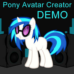 [OUTDATED: Move to EQJ] Pony Avatar Creator Demo by Lexuzieel
