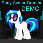 [OUTDATED: Move to EQJ] Pony Avatar Creator Demo