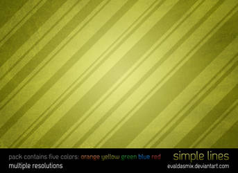 Simple Lines by evaldasmix