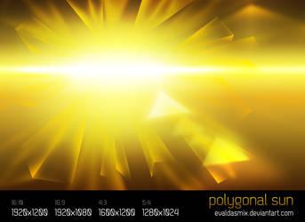 Polygonal Sun