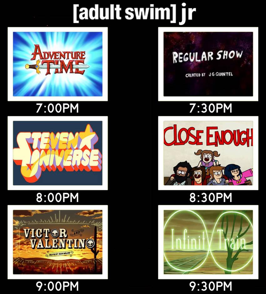 Swim adult tv