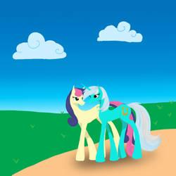 Lesbian Ponies