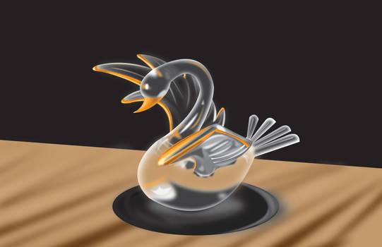 Swan Figure