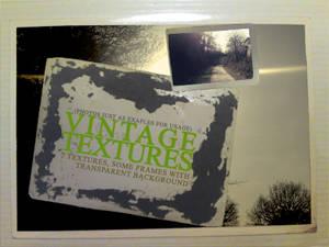 7 Vintage Textures