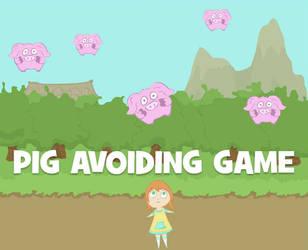 Falling Pigs by Emma-Robo300